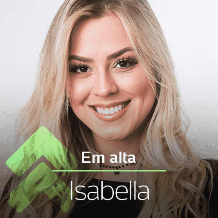 Isabella alta - Arte/UOL - Arte/UOL