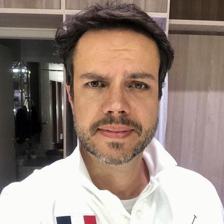 Vinicius Valverde foi repórter do Big Brother Brasil por anos - Reprodução/Instagram