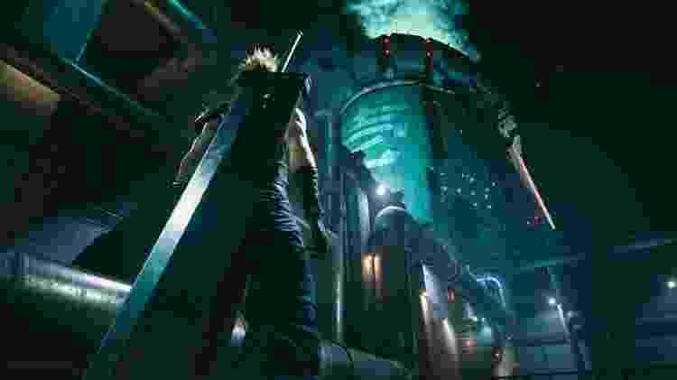 Final Fantasy VII Remake 1 - Divulgação - Divulgação
