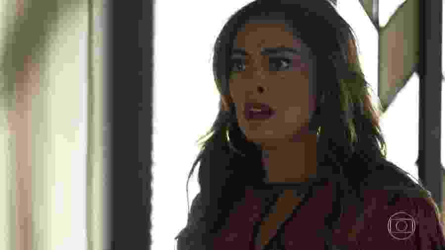 Maria da Paz em A Dona do Pedaço  - Reprodução/TV Globo