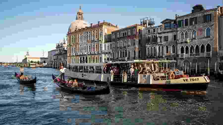 Veneza - AFP