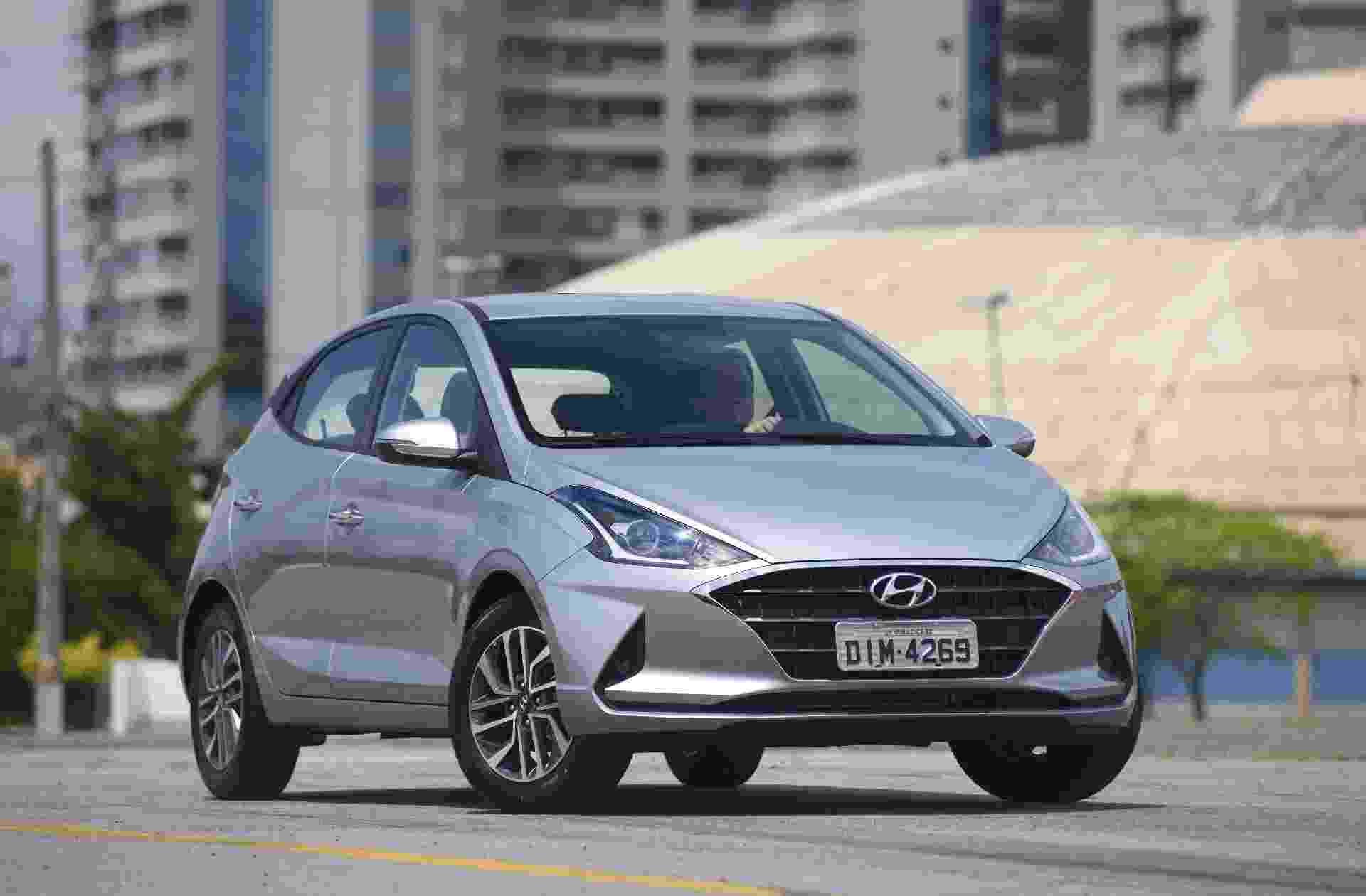 Hyundai HB20 Diamond Plus 2020 - Murilo Góes/UOL