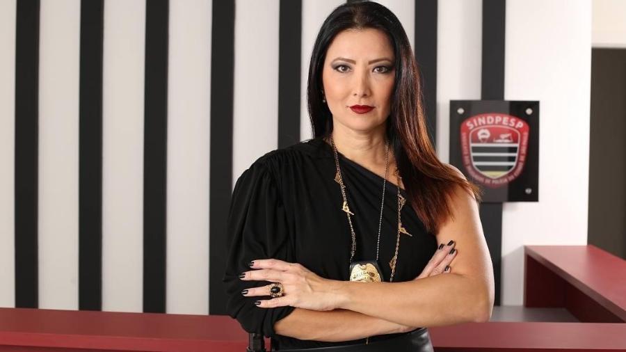 Raquel Gallinati é presidente do Sindicato dos Delegados da Polícia Civil de São Paulo - Divulgação