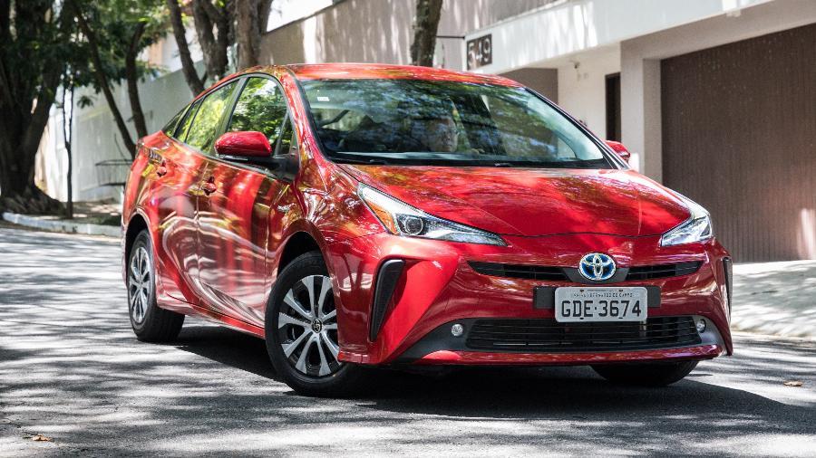 Toyota Prius - Simon Plestenjak/UOL
