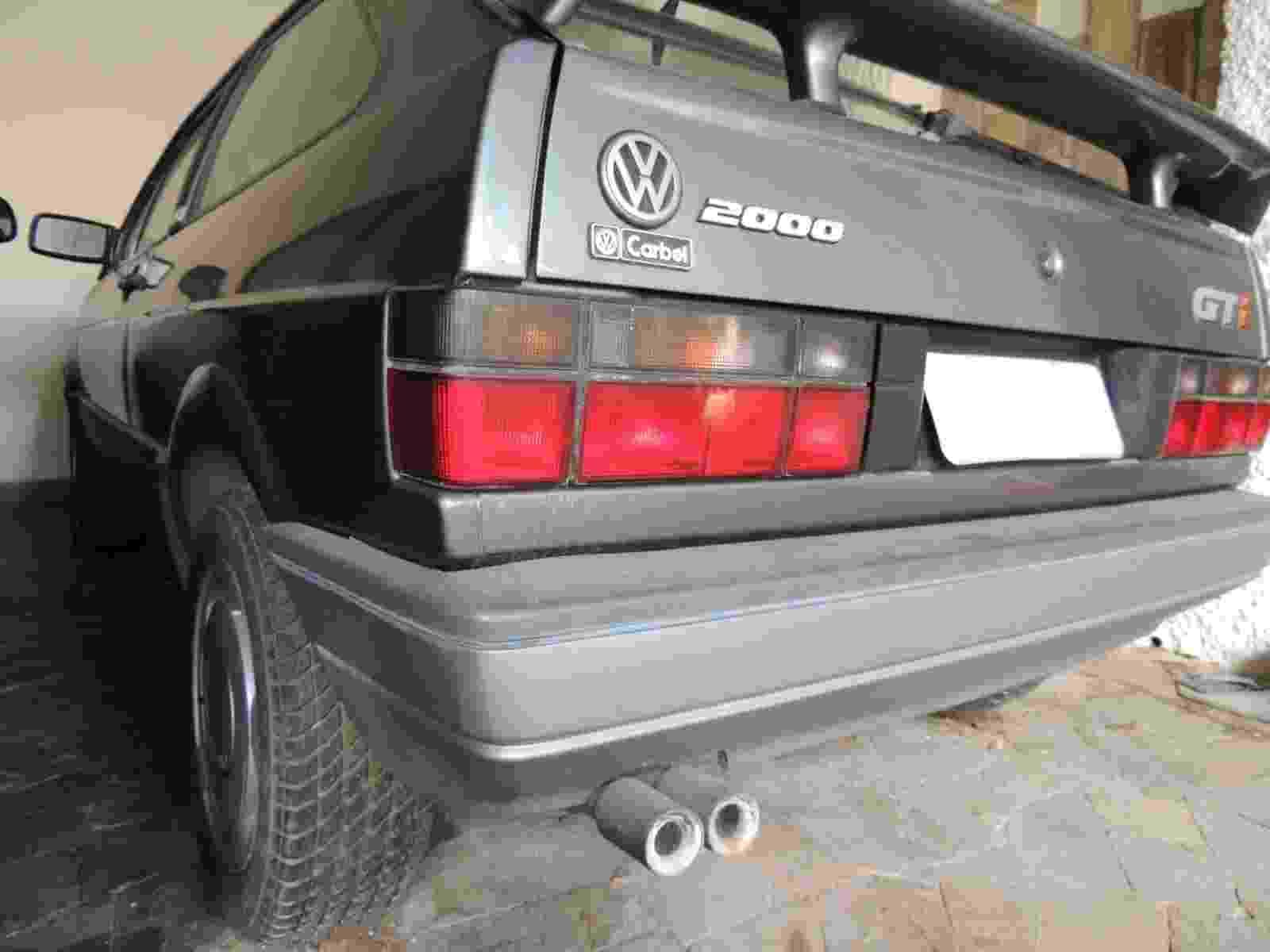 Volkswagen Gol  GTI 1993 sujo Caçadores de Tesouros Reginaldo de Campinas - Arquivo pessoal