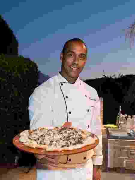 Pizzas com farinha italiana: especialidade do personal chef - Divulgação