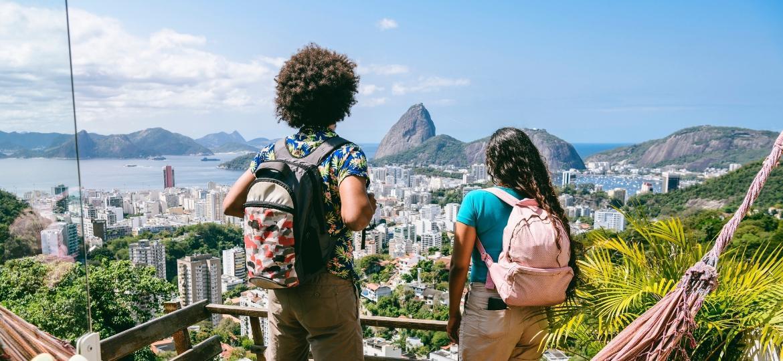 Pesquisa da Booking aponta as viagens a destinos próximos dentro do Brasil como tendência para 2021 - Getty Images