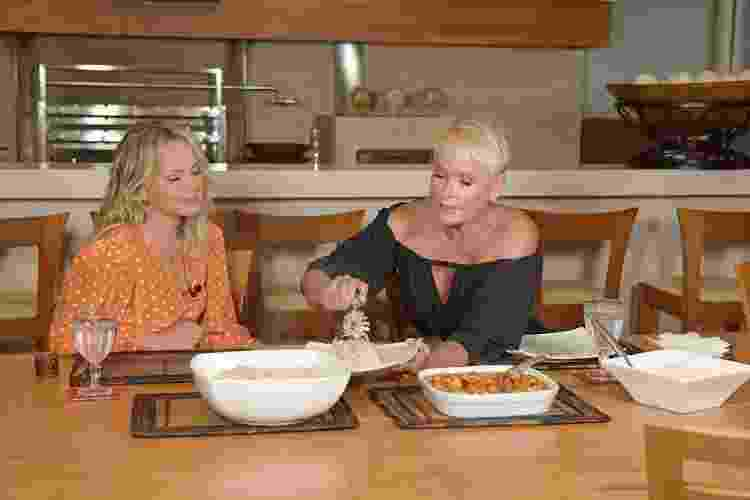 Eliana e Xuxa mostram 'dotes culinários' em programa de Eliana - Blad Meneguel/Divulgação - Blad Meneguel/Divulgação
