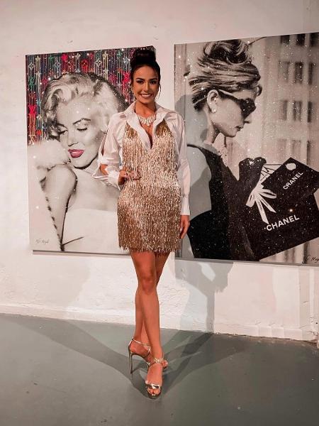 Miss Brasil Julia Gama quer seguir carreira como atriz - Reprodução/Instagram
