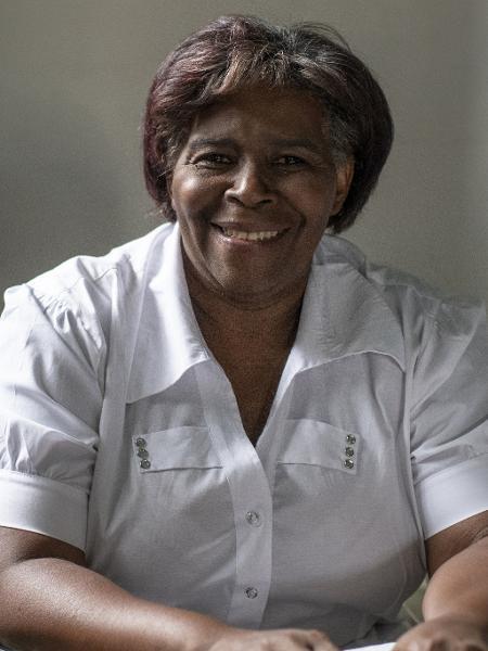 Sandra Santos, fundadora do projeto social Casa Mãe Mulher, que atende familiares de adolescentes em cumprimento de medidas socioeducativas - LUCAS LANDAU