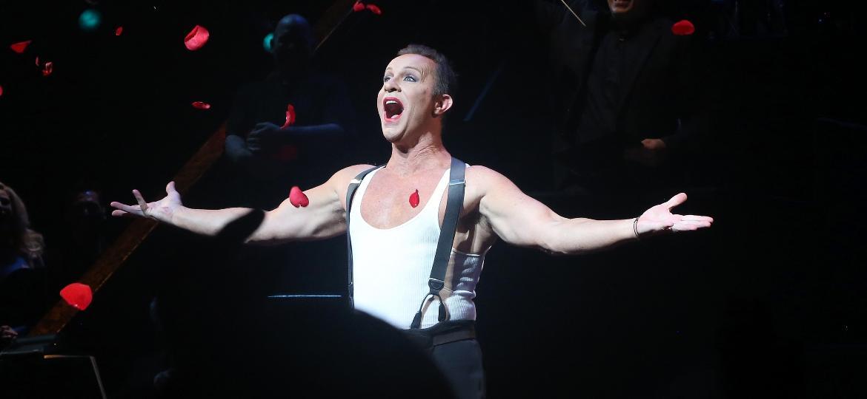 """Emoção da reestreia de """"Chicago"""", dia 14 de setembro, a reabertura oficial dos teatro da Broadway - Bruce Glikas/WireImage"""