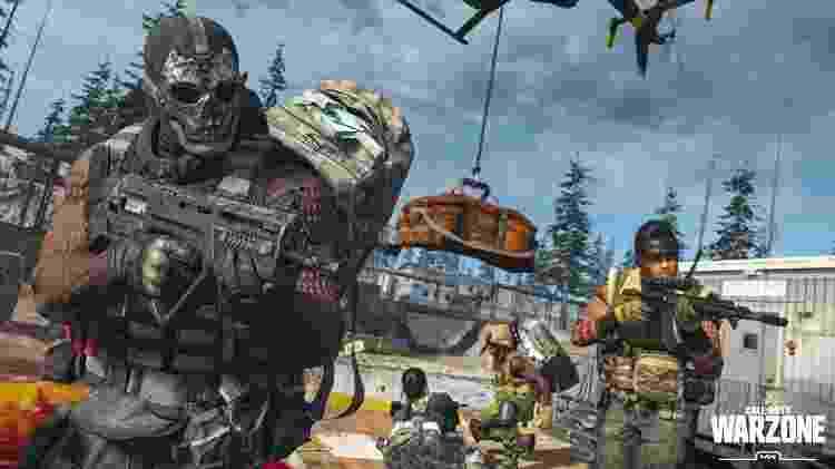 Call of Duty Warzone - Divulgação/Activision - Divulgação/Activision