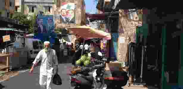 Trípoli é uma cidade com uma enorme comunidade muçulmana sunita. Nos últimos anos, o local, por sua proximidade com o território sírio, virou uma base para grupos armados (o Estado Islâmico entre eles) que combatem o regime de Bashar al-Assad e que, por tabela, têm entrado em conflito com as forças armadas libanesas - Marcel Vincenti/UOL - Marcel Vincenti/UOL
