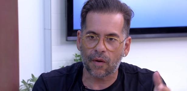 """Leandro Hassum fala da perda de peso no """"Mais Você"""" - Reprodução/TV Globo"""