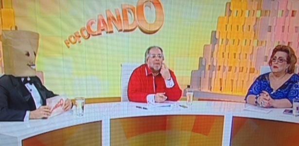 """Novo programa diário e vespertino do SBT, o """"Fofocando"""" começou mal de audiência  - Reprodução/SBT"""