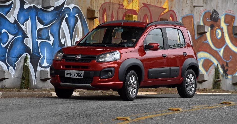 Fiat Uno Way Dualogic