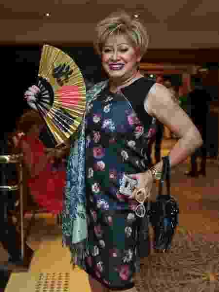 """13.jan.2016 - Nany People comparece a estreia de """"Uma Shirley Qualquer"""" - Manuela Scarpa/Brazil News - Manuela Scarpa/Brazil News"""