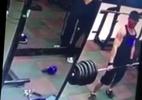 É possível quebrar a coluna em exercício como fez homem de vídeo viral? - Reprodução/YouTube