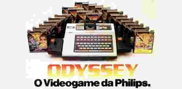 """""""Come-Come!"""" foi um dos grandes sucessos do Odyssey no Brasil; videogame era caro, mas ainda assim vendeu bastante no mercado nacional - Reprodução"""