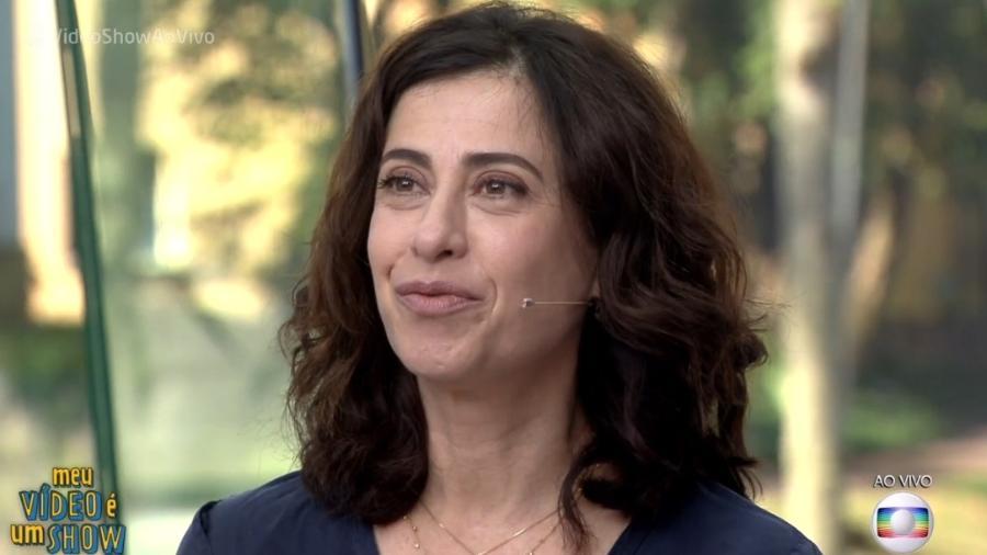 """Fernanda Torres reviu o iníco da carreira no """"Vídeo Show"""" - Reprodução / TV Globo"""