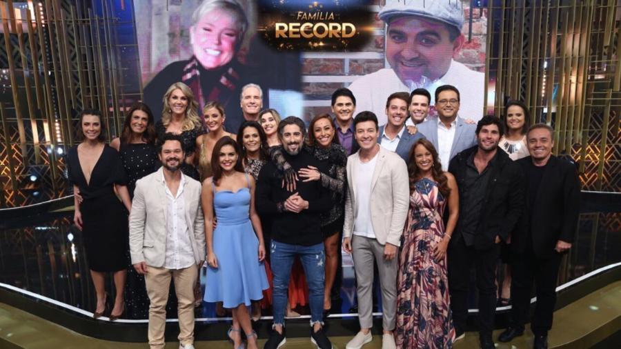 Emissora pressionará elenco para não perder mais para o SBT - Divulgação/TV Record