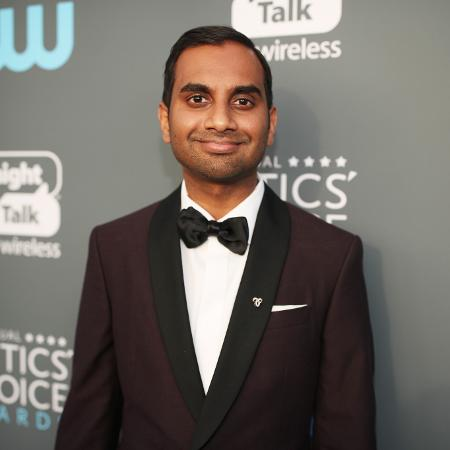 Aziz Ansari - Getty Images