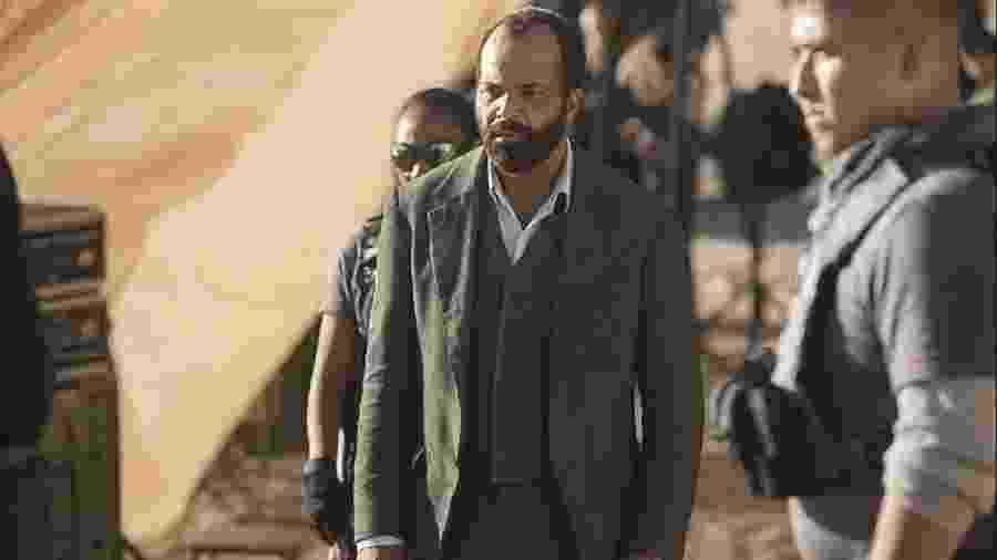 "Jeffrey Wright, o Bernard Lowe de ""Westworld"" - John P. Johnson/HBO"