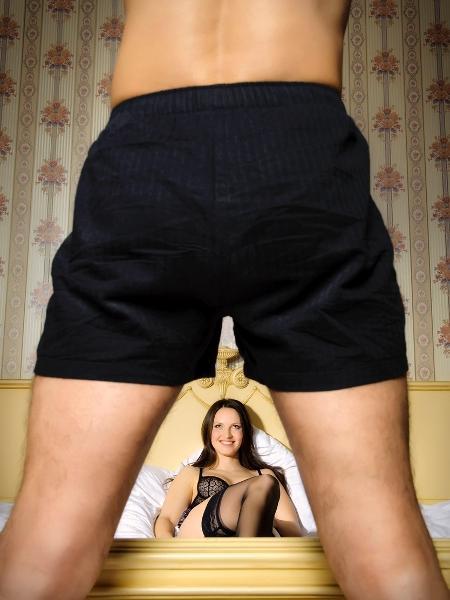 Strip-tease para as minas - Getty Images