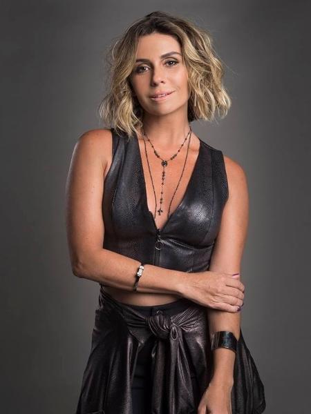 Giovanna Antonelli - Divulgação/Globo