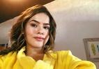 Maísa Silva posa com bocão em evidência e responde se fez preenchimento - Reprodução/Twitter