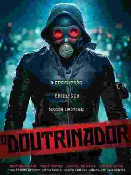 """Pôster do filme """"O Doutrinador"""" - Divulgação"""
