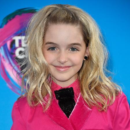 A atriz  McKenna Grace - Getty Images