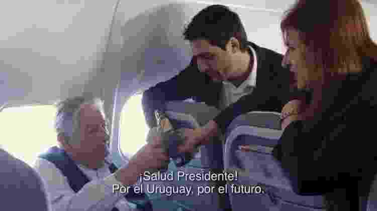 Pepe Mujica - Reprodução - Reprodução