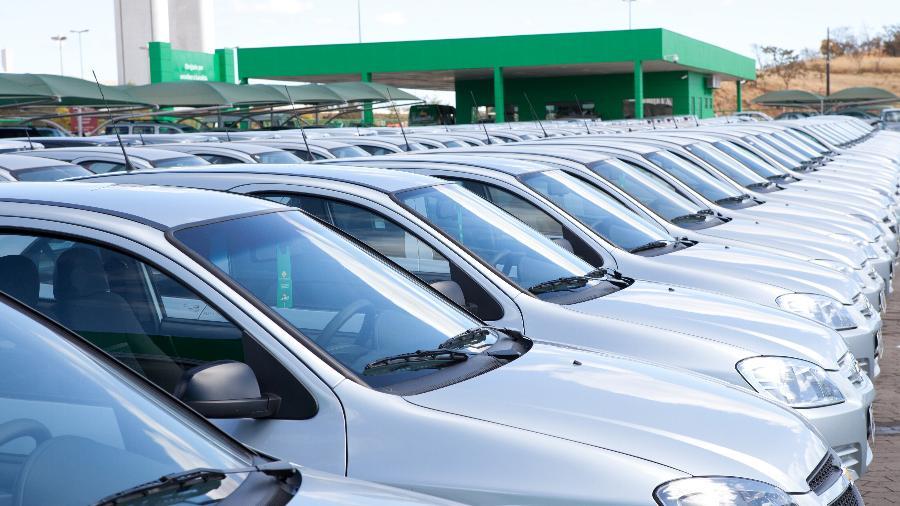 As rivais Fleetzil, ALD Automotive, Movida; e Ouro Verde pediram para o Cade intervir no caso  - Por Aluisio Alves