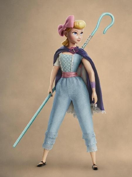 """A personagem Betty de """"Toy Story 4"""" - Reprodução"""