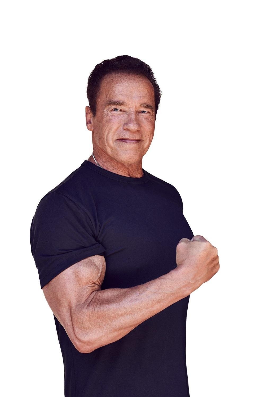 Os segredos e 5 exercícios de Arnold Schwarzenegger para ter um corpo forte