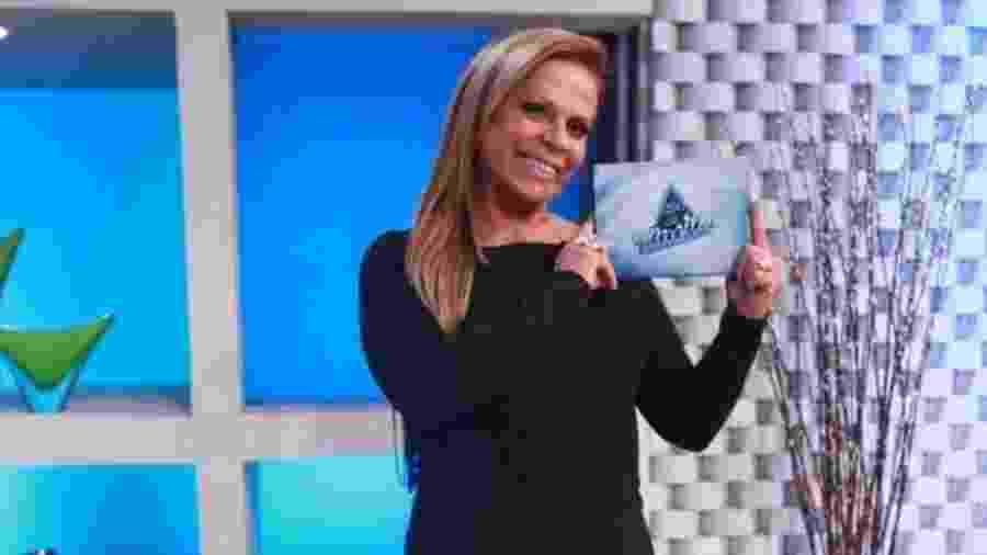 """Christina Rocha comanda há 10 anos o """"Casos de Família"""" - Divulgação/SBT"""