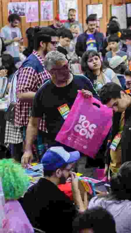 POC-CON atraiu milhares em São Paulo - Axia Produtora/Gabriela Barros