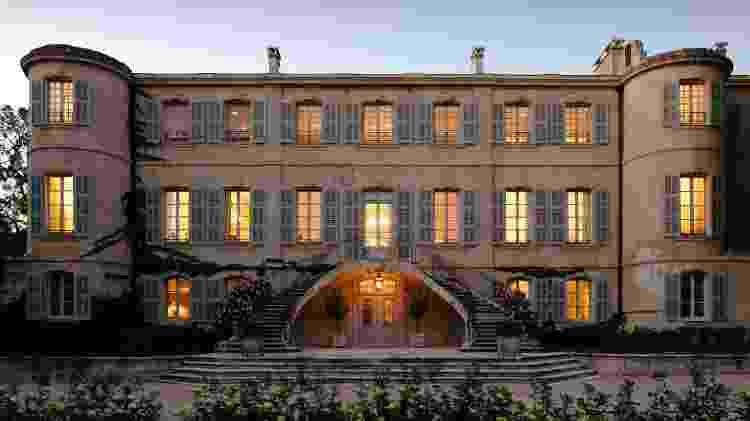 Castelo do século 17 com imensa propriedade na França é uma das hospedagens do Airbnb Luxe - Divulgação/Airbnb - Divulgação/Airbnb