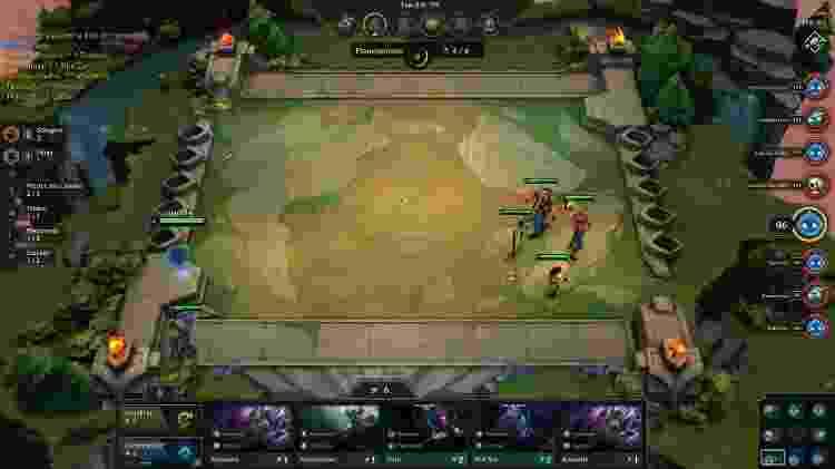 Teamfight Tactics 4 - Reprodução - Reprodução