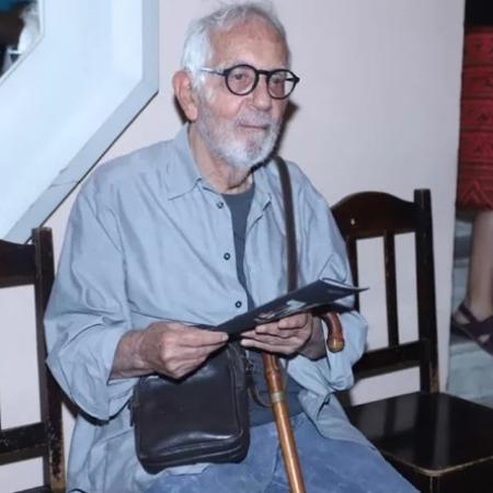 Paulo José na sessão especial de Macunaíma - Daniel Pinheiro/ Agnews