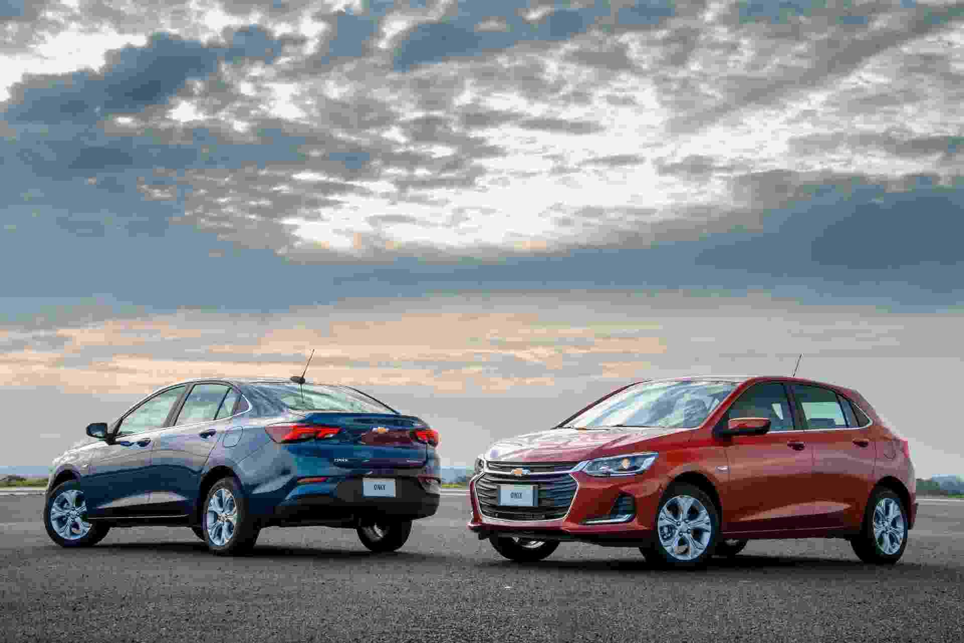 Chevrolet Onix 2020 - Divulgação