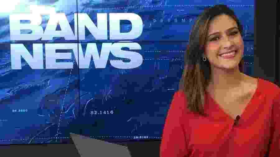 Roberta Russo, hoje na BandNews, também está a caminho da CNN Brasil - Instagram