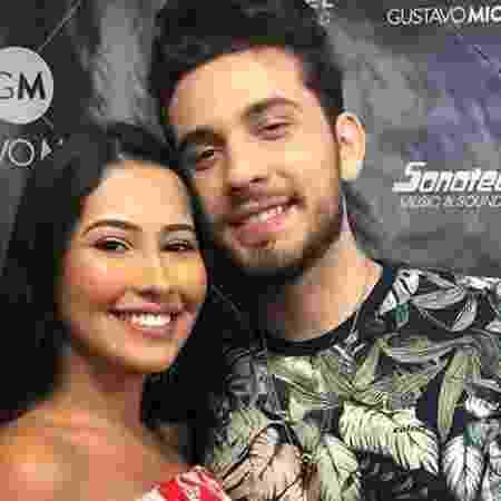 Thaynara OG e Gustavo Mioto reatam namoro - Divulgação