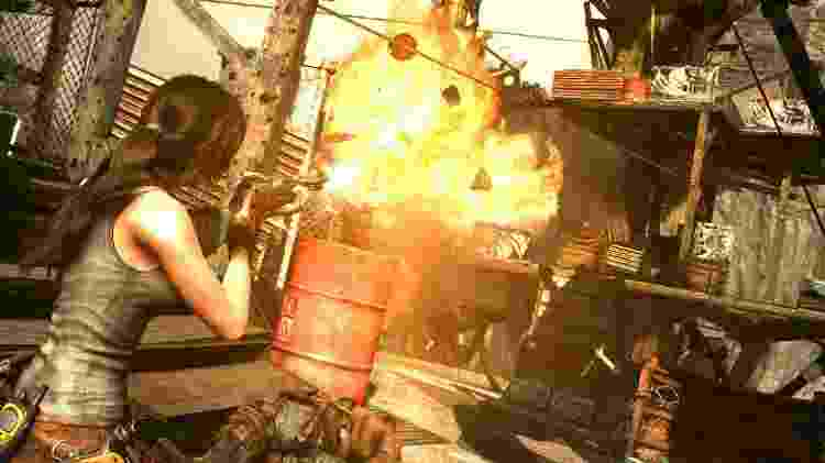 Tomb Raider 2013 Lara - Divulgação - Divulgação