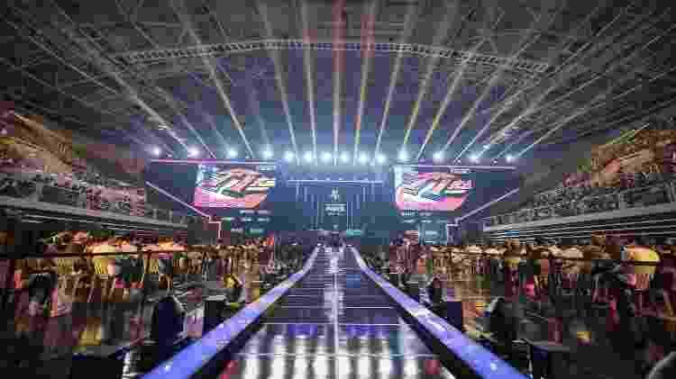Final da LCK, liga de LoL coreana, em 2019 - Divulgação