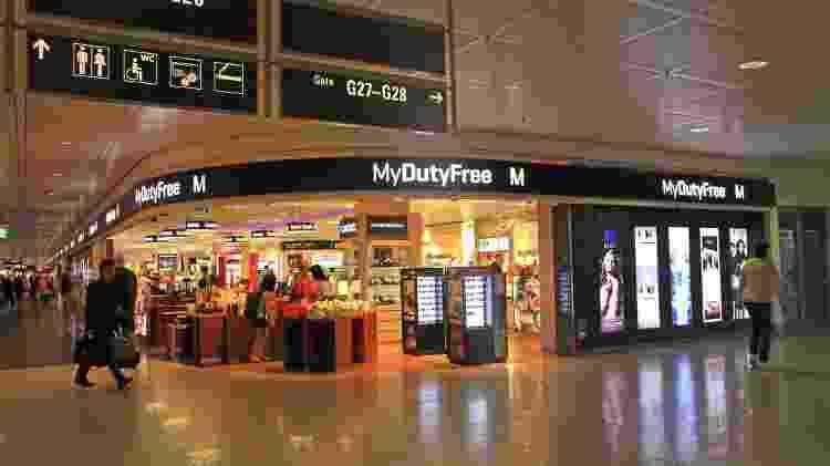 Duty Free, aeroporto, free shop - iStock - iStock
