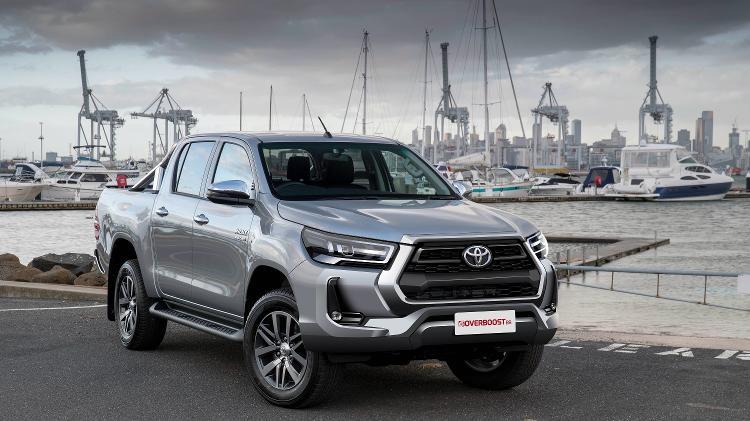 Chegam amanhã   Toyota Hilux e SW4 2021: o que já sabemos sobre os lançamentos