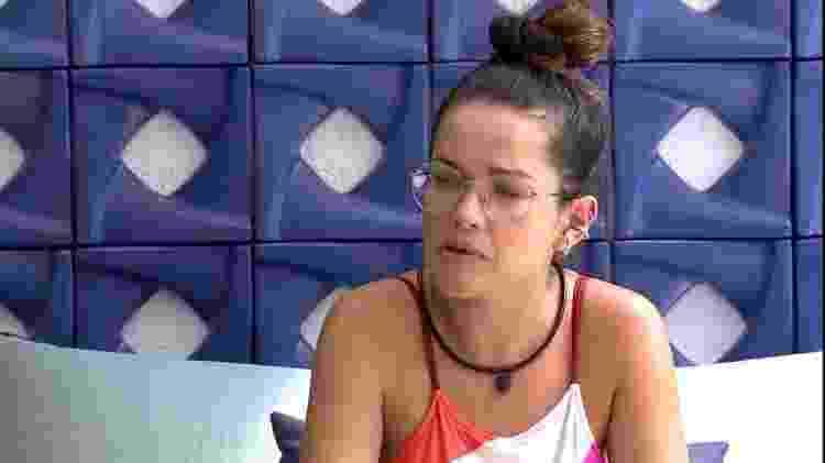 BBB 21: Juliette diz que Gilberto quer a cabeça dela - Reprodução/Globoplay - Reprodução/Globoplay