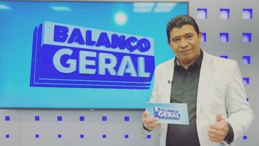 O apresentador da Record TV Chico Tello morreu em decorrência da covid-19 - Reprodução/Instagram